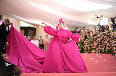 Lady Gaga, 2019 Met Gala