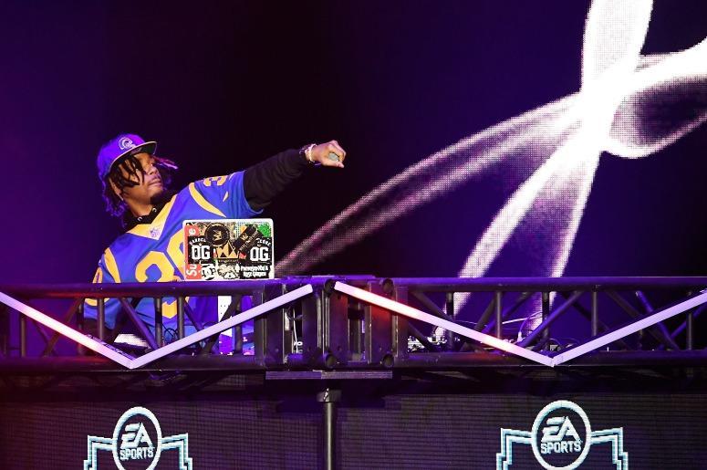 Bud Light Super Bowl Music Fest