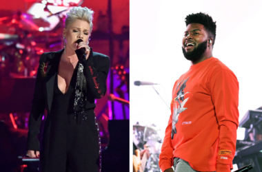 P!nk and Khalid