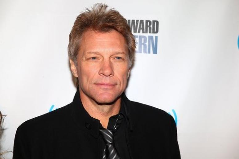Jon Bon Jovi Is Now A Doctor     Of Music   Bayou 95 7   Classic Rock