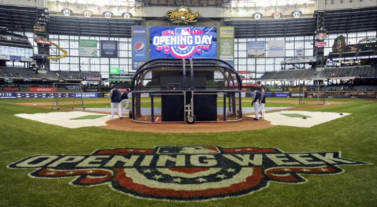 graphic regarding Brewers Printable Schedule titled MLB, Milwaukee Brewers 2020 program unveiled Invoice