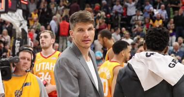 Bucks sign Free Agent Kyle Korver