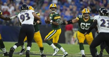 Packers winners/losers vs. Ravens