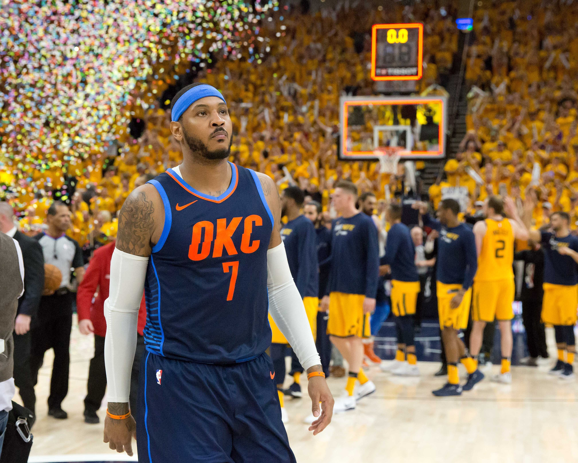 4efca475d88 Houston Rockets Would Give Carmelo Anthony His Best Chance At An NBA Title  | CBS Sports Radio