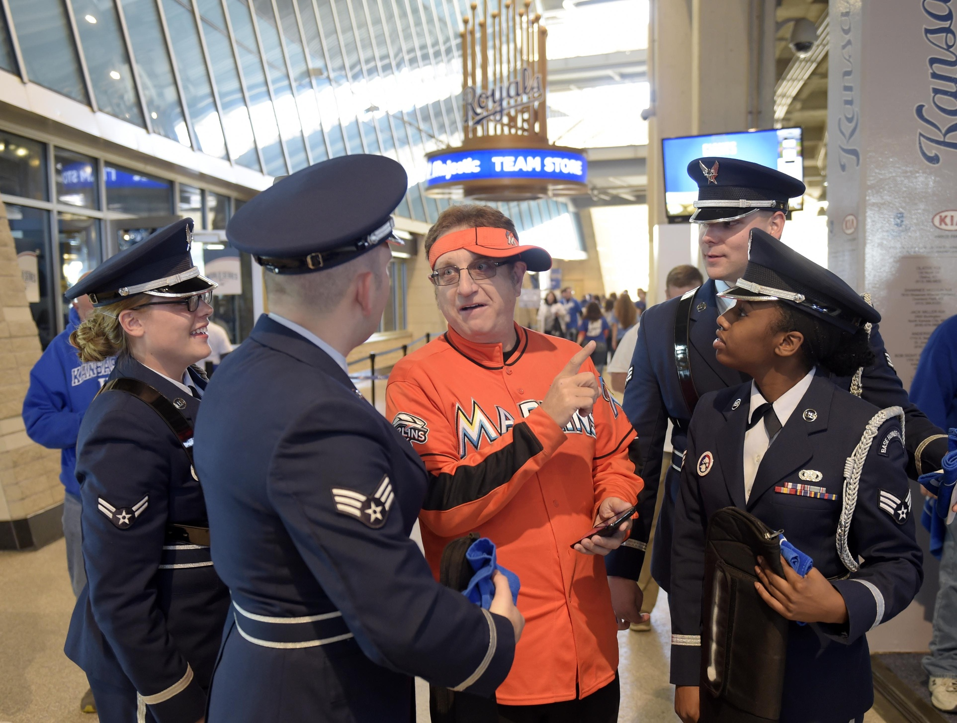 d1795aae D.A.: Marlins Man Is A Fraudulent Fan, Time To Take A Hike | CBS Sports  Radio