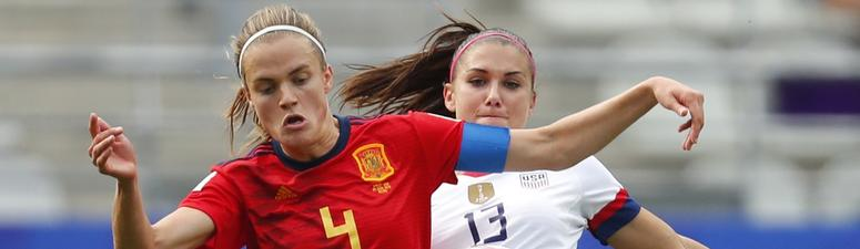 Alex Morgan USWNT Spain World Cup