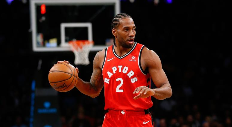 Kawhi Leonard Raptors Clippers