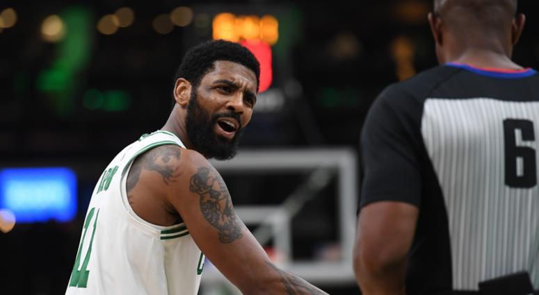 Kyrie Irving Celtics