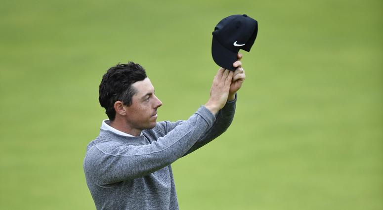 Rory McIlroy Open Championship