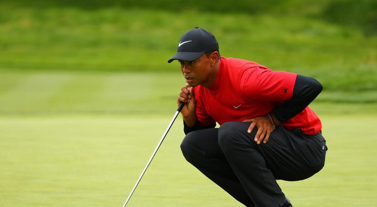 Tiger Woods Pebble Beach