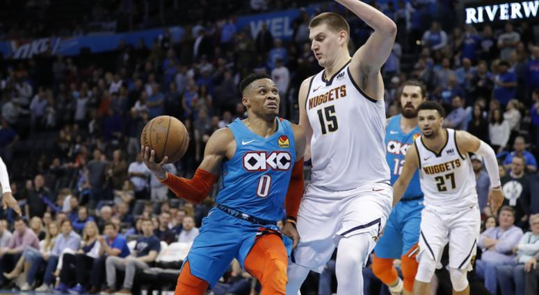 Russell Westbrook Thunder
