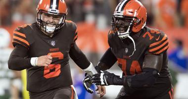 Baker Mayfield Cleveland Browns Quarterback