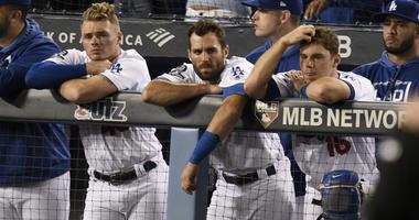 Dodgers Game 5 NLDS