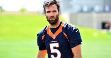 Joe Flacco Denver Broncos