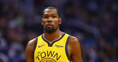 Kevin Durant Warriors Nets NBA Free Agency