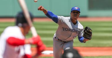 Marcus Stroman Blue Jays Mets