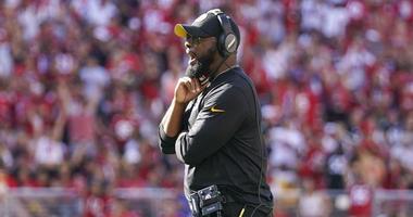 Mike Tomlin Steelers Niners