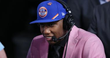 R.J. Barrett New York Knicks NBA Draft