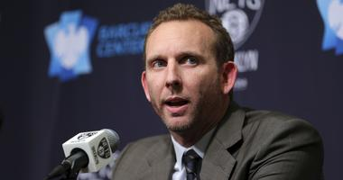 Sean Marks Brooklyn Nets