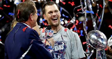 Tom Brady Patriots Super Bowl