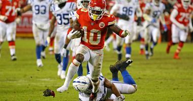 Tyreek Hill Chiefs NFL