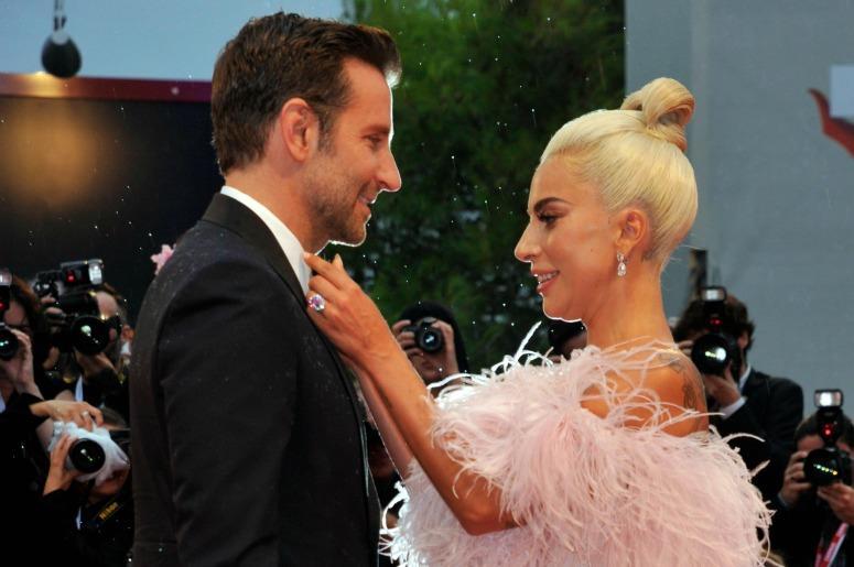 Bradley Cooper And Lady Gaga