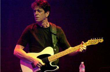 Lou Reed of the Velvet Underground
