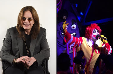 Ozzy Osbourne x Mac Sabbath