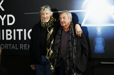 bfe47052 Roger Waters and Nick Mason attend 'The Pink Floyd Exhibition: Their Mortal  Remains'