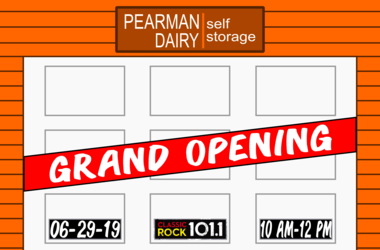 Pearman Self Storage Grand Opening