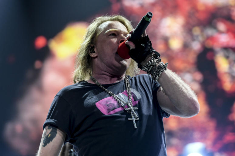 Axl Rose Turns 57: His Most Axl Moments | Classic Rock 101 1