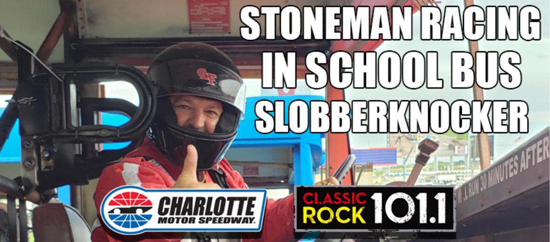 Stoneman Racing in The School Bus Slobberknocker! | Classic