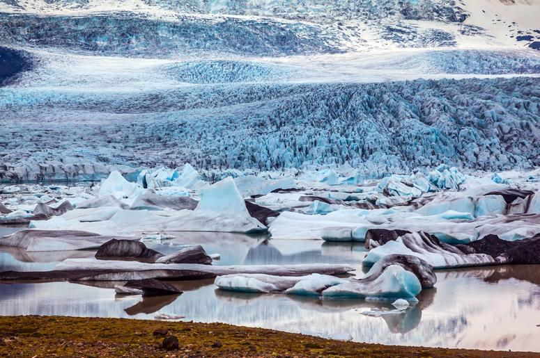 Skaftafell Iceland