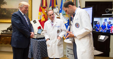 Telehealth technology at the VA