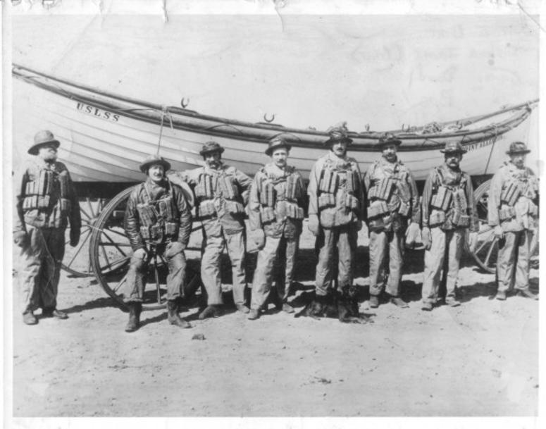 Six heroes prove the Coast Guard kicks ass USCG 229 Birthday