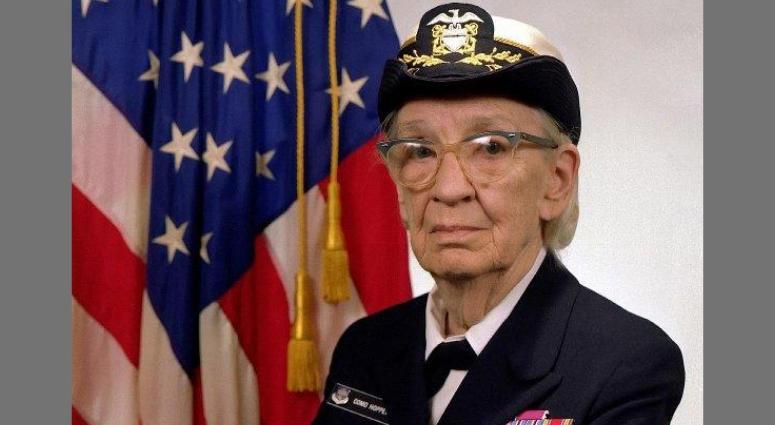 Grace Hopper, Women in the military