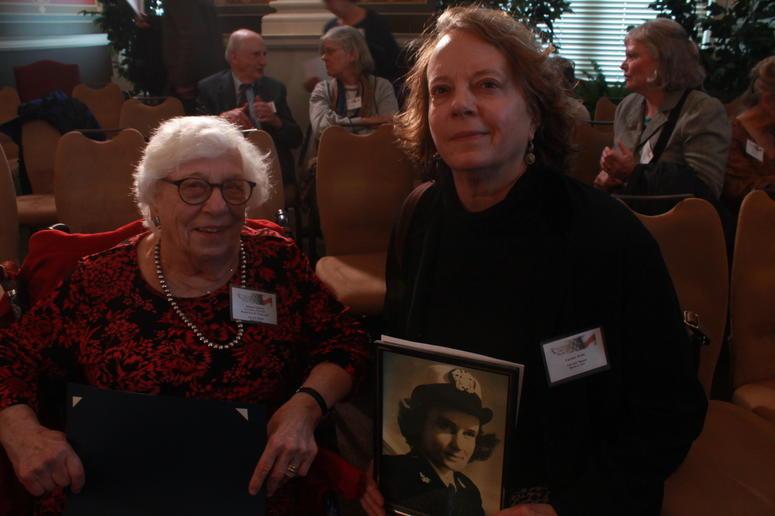 12c13dff824a25 Library of Congress hosts first-ever reunion of women World War II veterans
