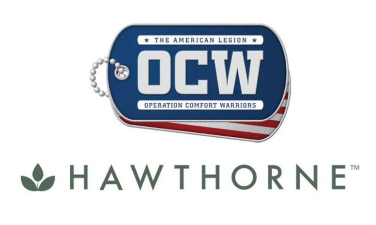 Legion/Hawthorne logo