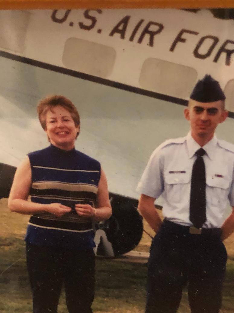 Andrew Koehle served in the Air Force and donated his organs saving five lives in the process