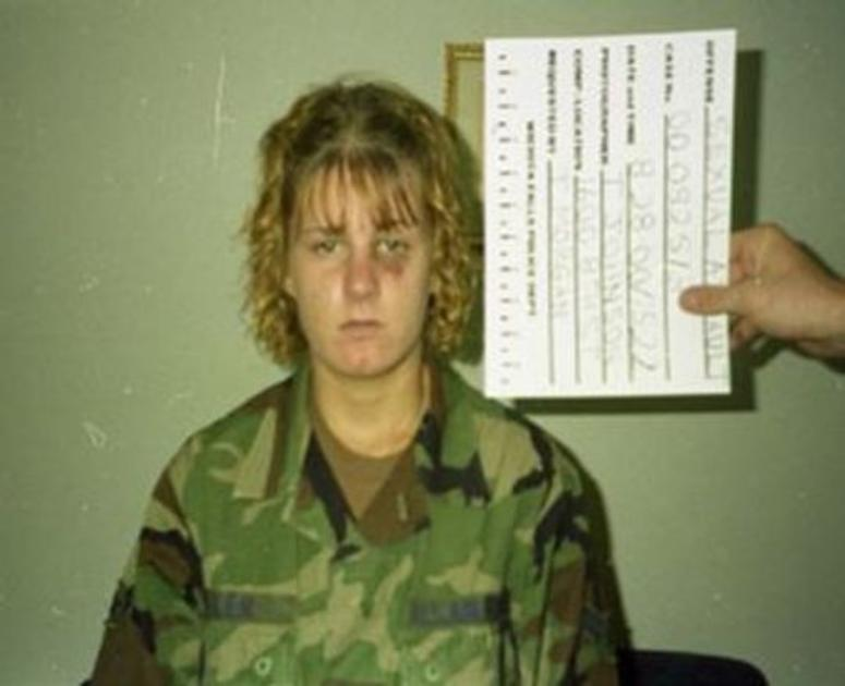 Harmony Allen was raped three months into her Air Force career, her rapist has now been released due to a CAAF ruling