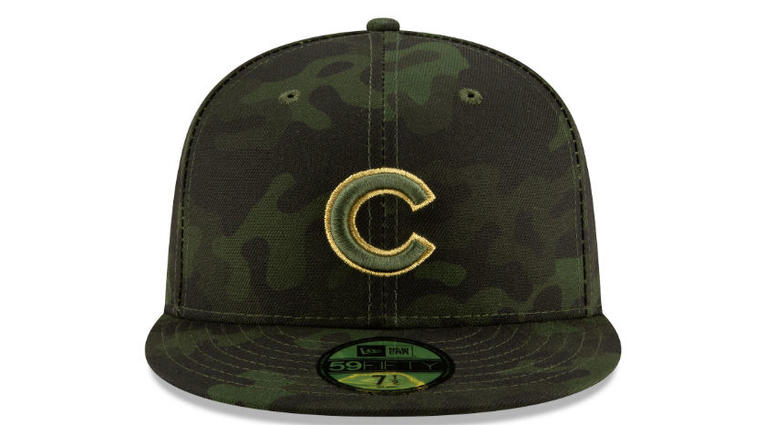 83ca5f65 Major League Baseball unveils new uniforms for Armed Forces Day ...