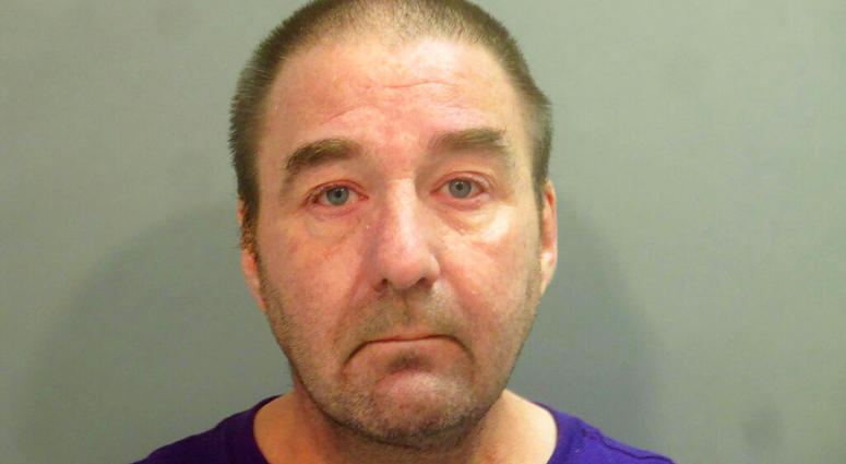Robert Levy is pictured in a booking photo.