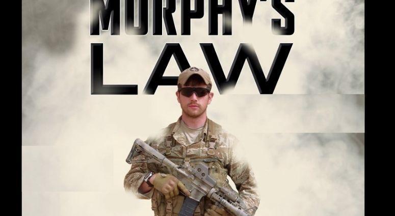 Jack Murphy author of book Murphy's Law