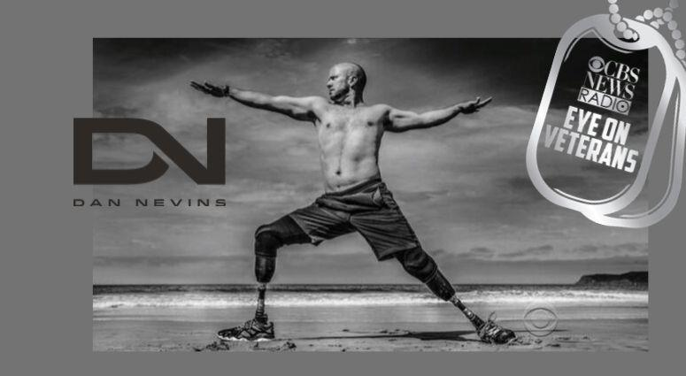Dan Nevins Wounded Warrior Project Ambassador yoga master