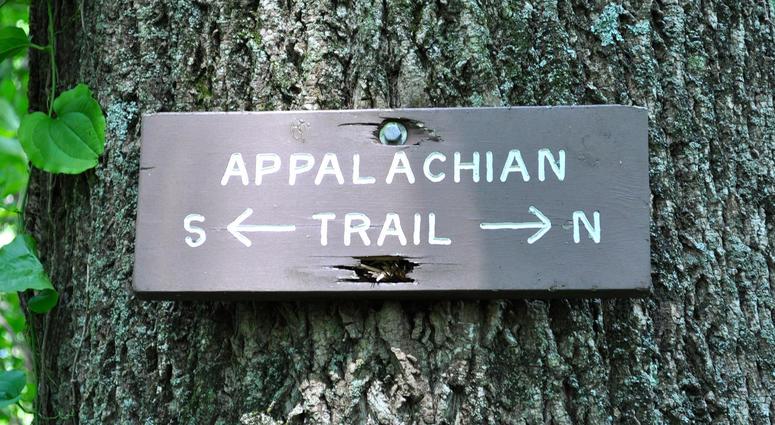 AppalachianTrailSign