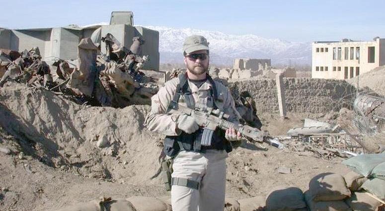 Tech Sgt John Chapman