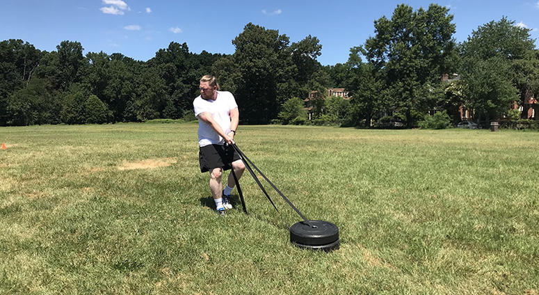 U S  Army unveiled its new Army Combat Fitness Test and we