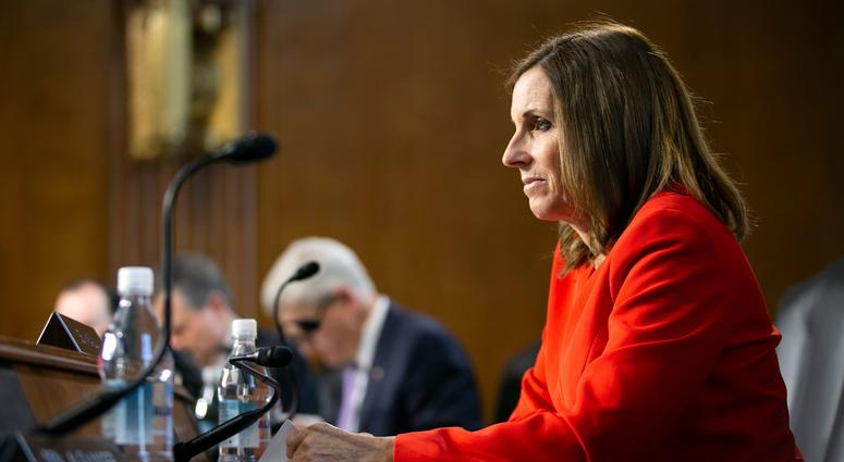 Sen. Martha McSally (R-Ariz.) wants the Air Force to hold a summit on sexual assault.