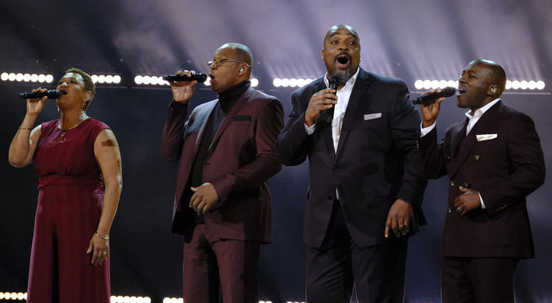 Voices of Services perform on Americas Got Talent Season Finale 2019