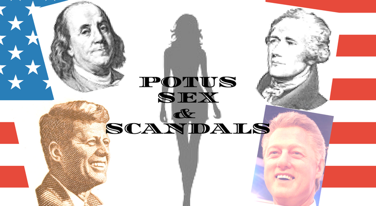 In the presidents service johnson sex